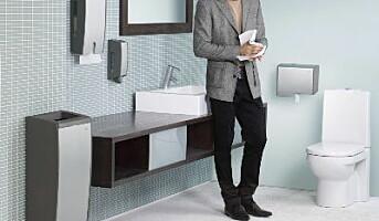 Tiltalende toaletter er avgjørende ved restaurantbesøk