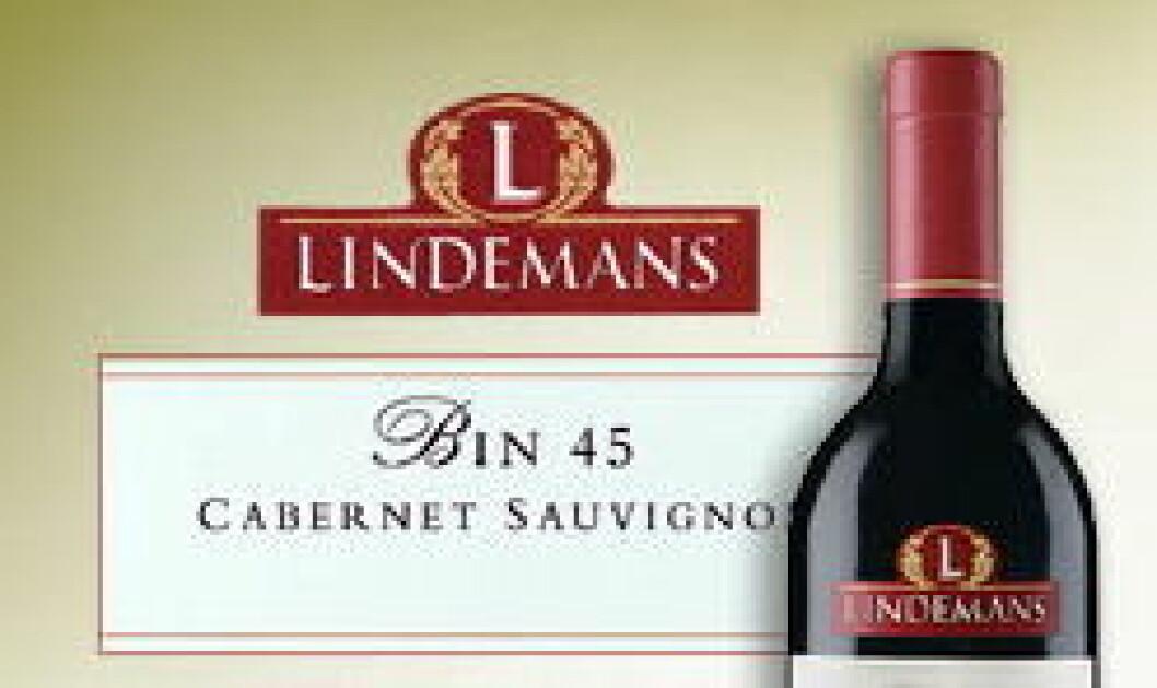 Lindemans bin Cabernet Sauvignon