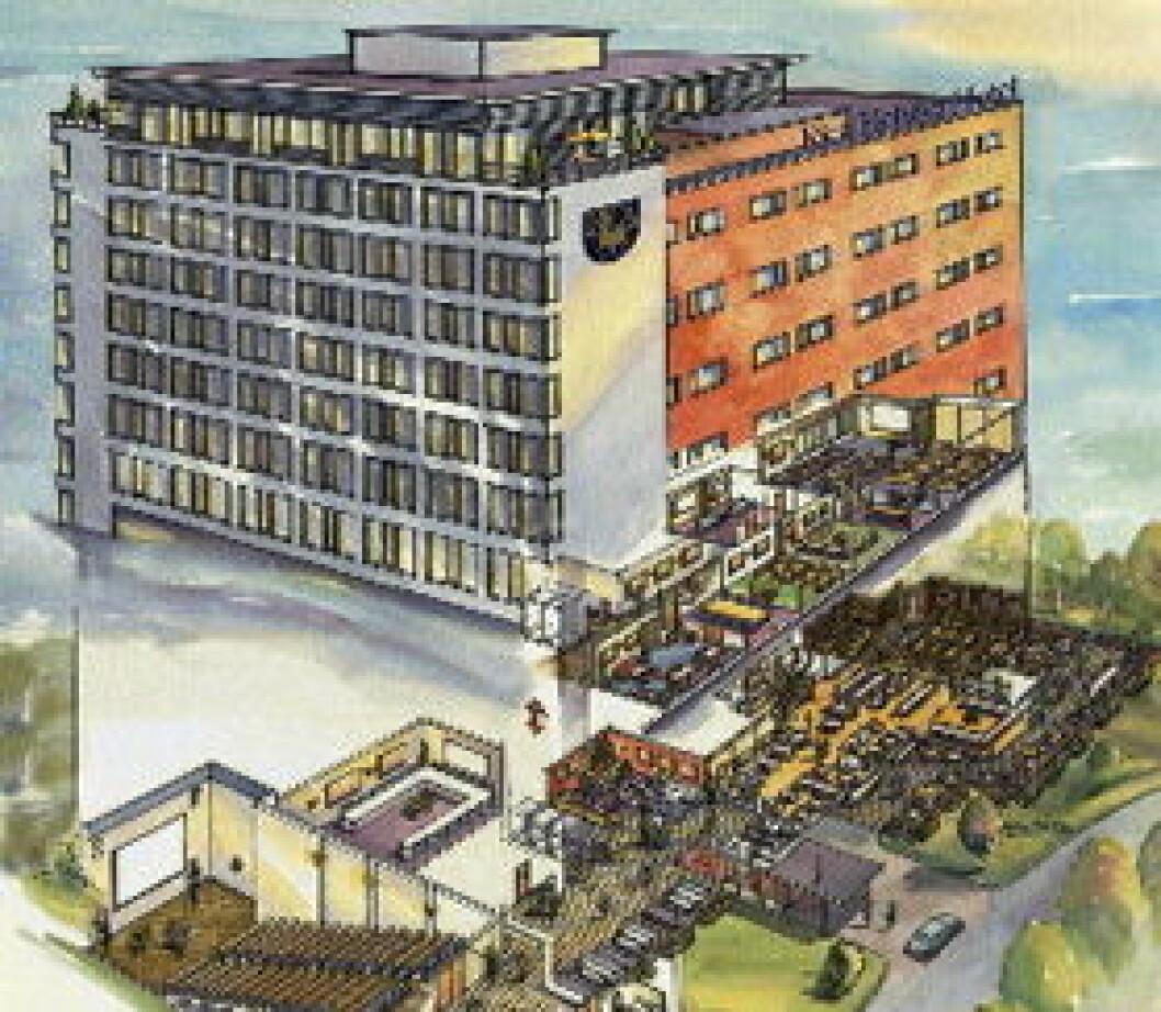 Rica Helsfyr Hotel nett
