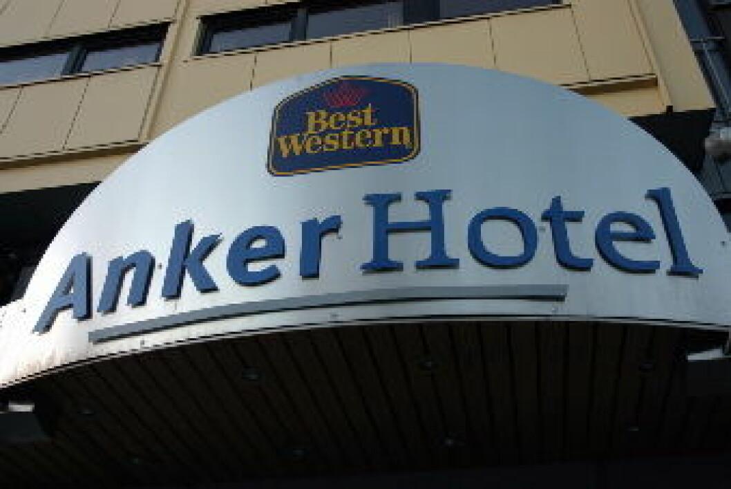 Anker Hotel nett