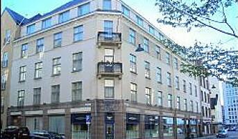 Hotel Augustin med 84,5 prosent belegg