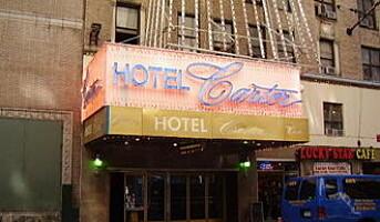 De verste hotellene