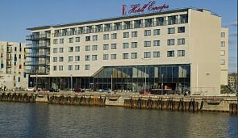Hotel Euroopa blir Clarion Hotel Euroopa