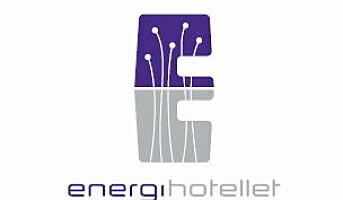 Energihotellet åpnet