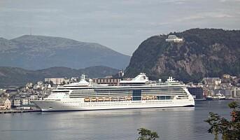 Ålesund årets cruisevinner
