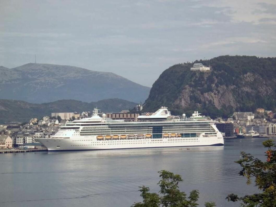 Cruise Ålesund