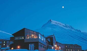 Spa på Svalbard