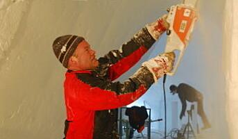 Snart snøhotell på Bjorli