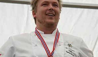 NM i kokkekunst 2008 med internasjonal profil