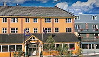 Overtar Bergstadens Hotell