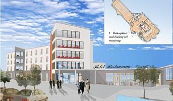Nytt Norlandia-hotell i Årjäng