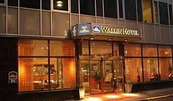 Scandic overtar Wallin Hotel