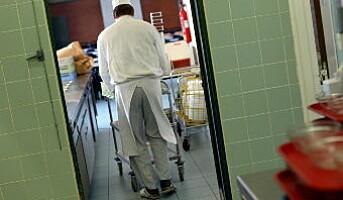 Færre konflikter i danske sykehuskjøkken