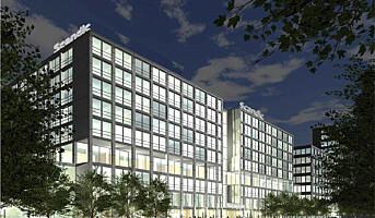 Storhotell for Scandic i Berlin