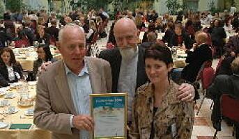 Tre nominerte til Sjømatprisen