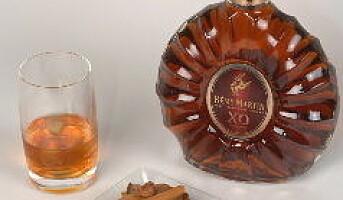 Brunost og cognac