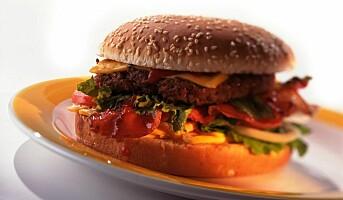 Ny burgerkjede