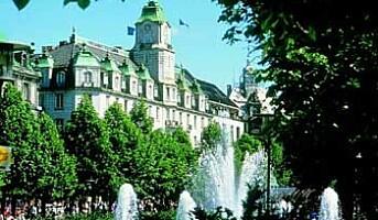 Grand Hotel får Spa