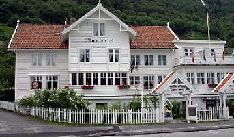 Kulturpris til Utne Hotell