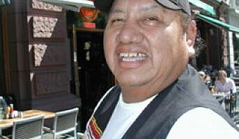 Indianerstamme eier Hard Rock Café