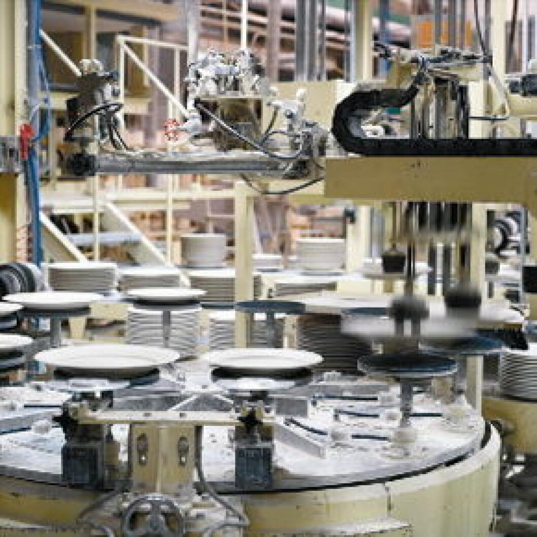 Porsgrund Fabrikk - nett