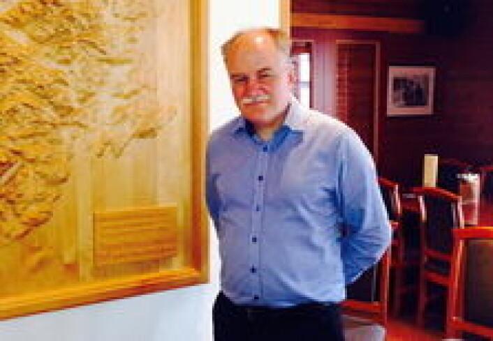 Geir-Tony Andreassen er hovedeier for Senjastua, og også aktivt med i den daglige driften. (Foto: Senjastua)