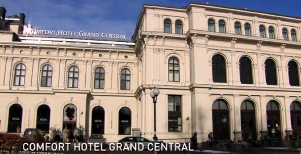 Comfort Hotel Grand Central