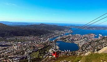Ingen prisfest for norske storbyhoteller