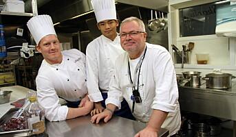 Klart for NM for kokk- og servitørlærlingene