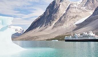 Ny cruisetrend: Luksusekspedisjoner utenfor allfarvei
