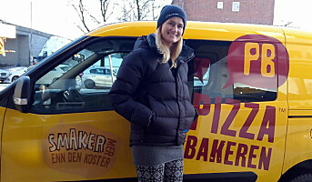 Pizzabakeren åpner nummer 104 på Lambertseter