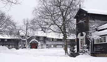 Gjev internasjonal hotellpris til Lysebu