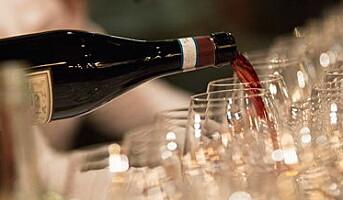 Oslo Vinfestival med NM for vinkelnere