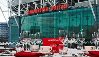 United-stjerner åpner fotballhotell