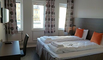 Nytt First-hotell i Sverige