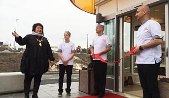 Åpnet MAX Hamburgerrestaurant i Hedmark