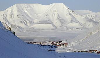 Fullt på Svalbard
