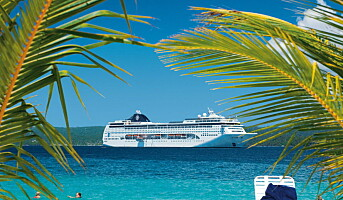 Satser med nytt, innovativt skip i Karibia