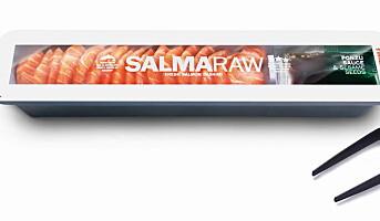 Salma Raw – nominert til pris på verdens største sjømatmesse