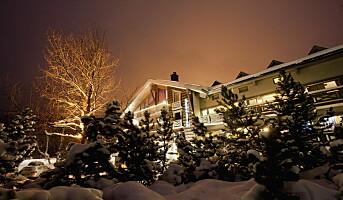 Hemsedals skihotell i ny drakt