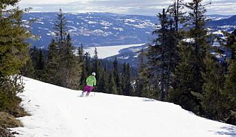 Fortsatt fantastiske snøforhold på fjellet