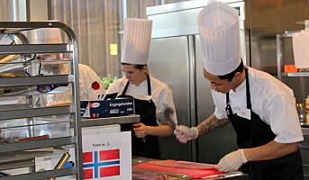 Nordisk mesterskap i gang i Trondheim
