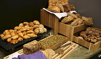 Brødet på vei bort fra norske frokostbord