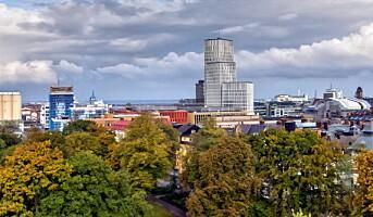 Åpnet giganthotell i Malmö