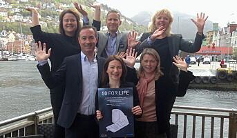 Nordic Choice-hoteller hjelper Nepal