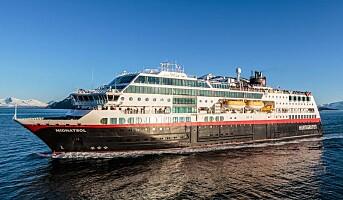 Hurtigruten dobler aktiviteten i Antarktis