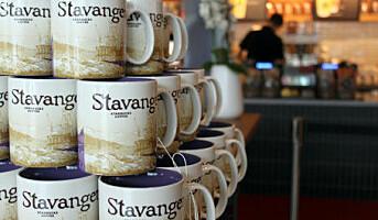 Starbucks på plass i Stavanger