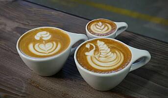 Norge deltar i verdensmesterskapet i kaffe