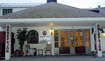 Sulitjelma Hotell er til salgs
