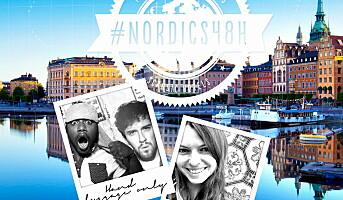 Kampanjen #Nordics48h skal lokke turister til Norden